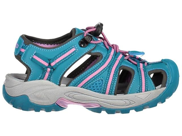 CMP Campagnolo Aquarii Sandalen Kinderen roze/blauw